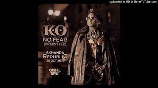 K.O-No Fear(cover)