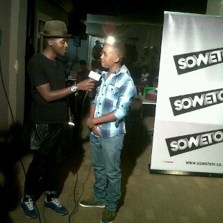 On Soweto Tv,Ziyamporoma